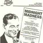 Midnight Madness - Arts Club