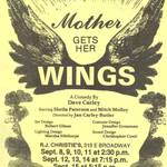 Mother Gets Her Wings - Vancouver