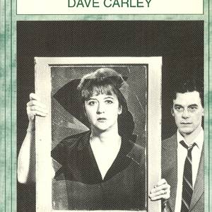 The cover to 'Taking Liberties', published by Playwrights Canada. The photo shot of Tom McCamus and Dixie Seatle was by Nir Bareket. The short, Fringe-version of 'Into' was also included.